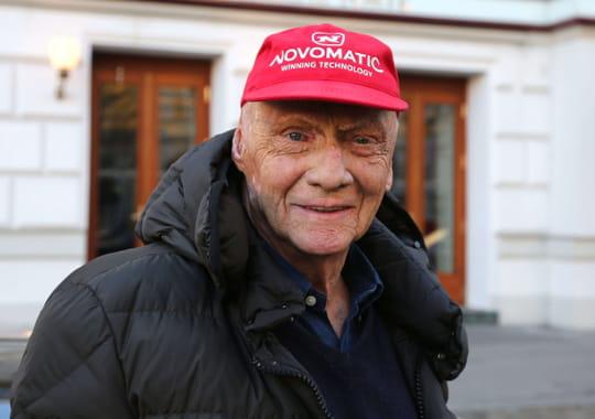 Niki Lauda: il avait défié la mort entre accident et greffes [photos]