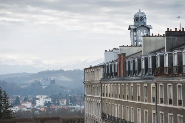 Un belvédère avec vue à 360degrés à Pau