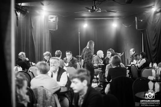 Restaurant : Les Folies Angevines  - Salle de spectacles et restaurant -   © Non