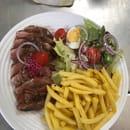 Plat : Restaurant du Café du Pont  - Magret de Canard -   © 7