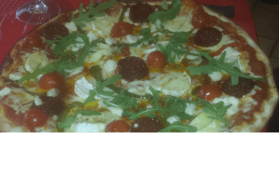 Plat : La Croisilla  - Les pizzas -   © Olivier Therras