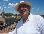 Sur les toits de Rome