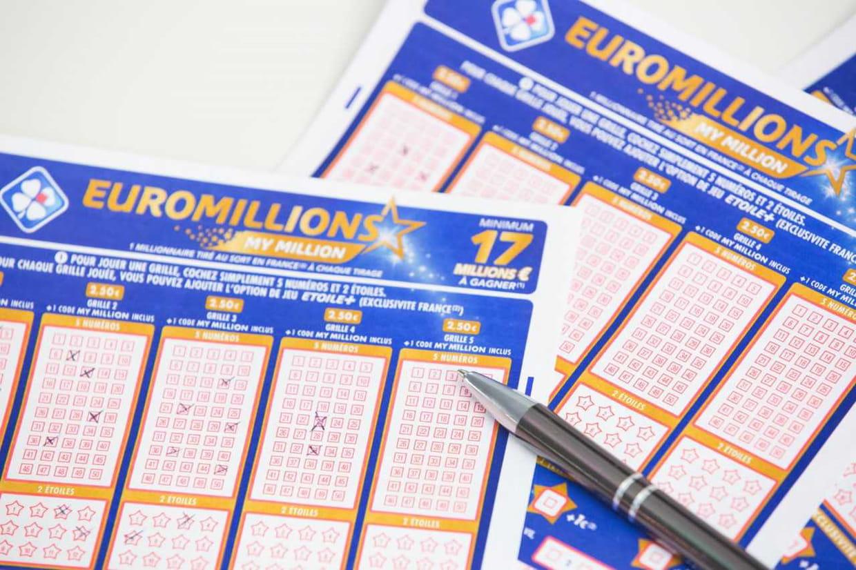 Euromillions : 157 millions d'euros gagnés par un joueur français mardi soir