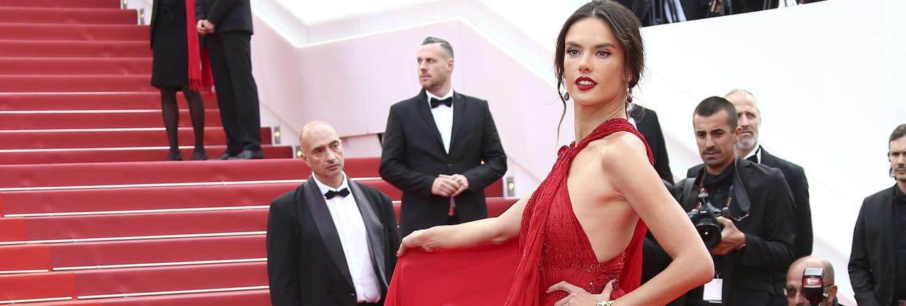 Glamour et accidents de robes... Les photos de Cannes 2019