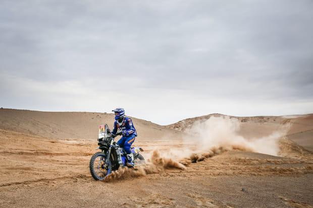 Xavier de Soultrait remporte la 3e étape