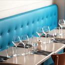 Restaurant : L'Archimède  - Salle -   © www.bigbouffe.com