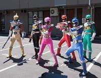 Power Rangers Dino Super Charge : Une mission pétrifiante