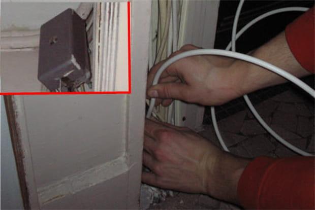 Le raccordement l 39 immeuble - Raccordement fibre optique immeuble ...