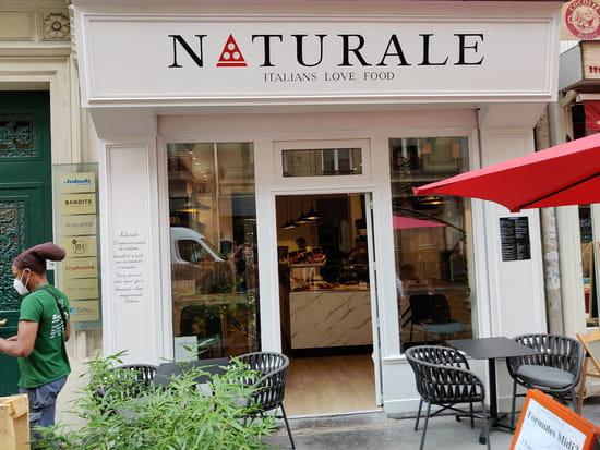 Restaurant : Naturale  - Photo devanture restaurant Naturale -   © Naturale