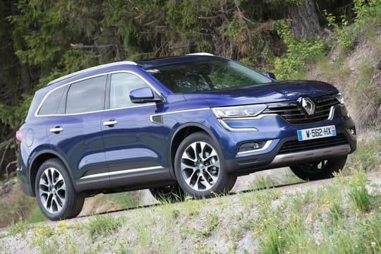 Nouveau Renault Koleos: l'essai du Koleos 2017[photos, prix]