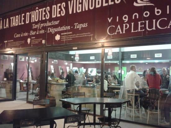 A la table d'Hôtes des Vignobles