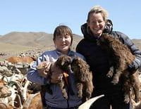 Peuples nomades : Les bergers du désert de Gobi