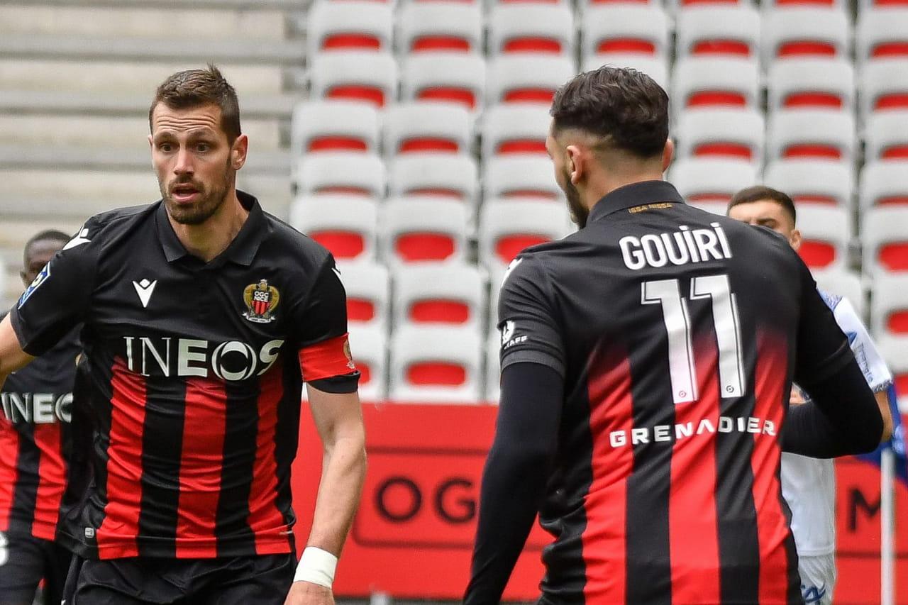 Nice - Brest: lOGC Nice a fait ce quil fallait sur sa pelouse, le résumé