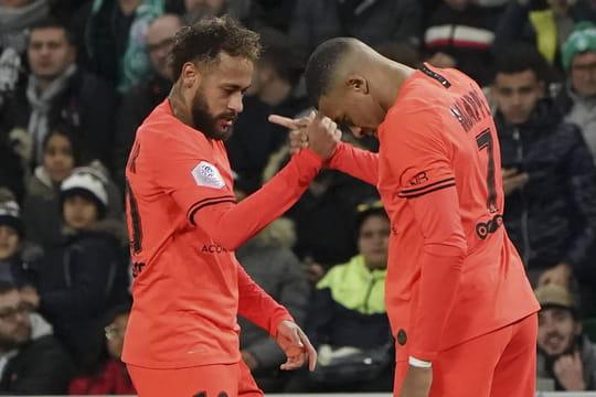 Paris et Mbappé écrasent les Verts, le résumé du match