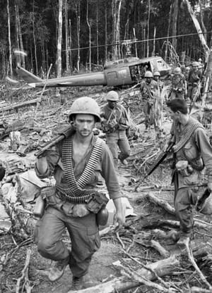 Guerre du Vietnam photo
