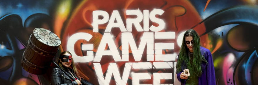Paris Games Week 2018 : Fortnite, stand Cosplay, nouveautés au programme