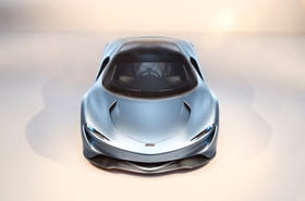 "McLaren Speedtail: une ""hyper GT"", quel est son prix? [photos]"