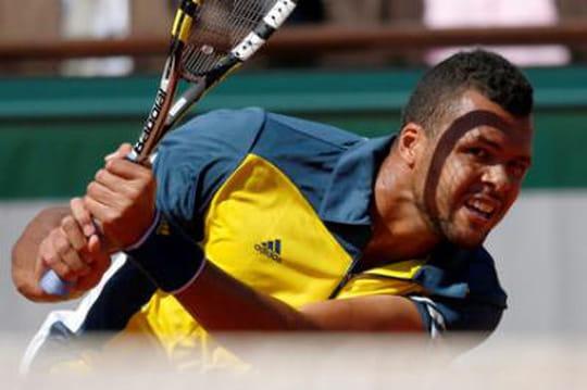 Tsonga-Ferrer: Tsonga défait en demi-finale (1-6, 6-7, 2-6)