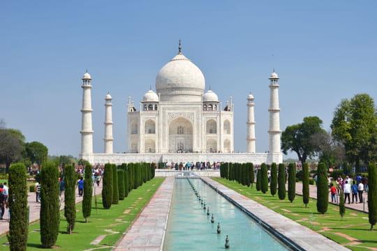 Inde: des touristes attaqués par des singes au Taj Mahal