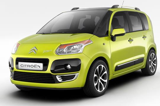 Nouvelle Citroën C3Picasso