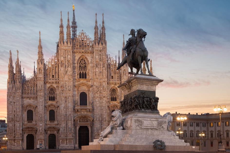Admirer le Duomo