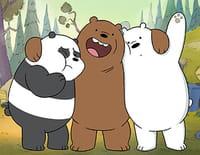 We Bare Bears : Le métro