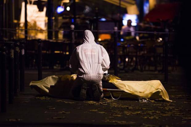 Les images glaçantes des attentats du 13novembre