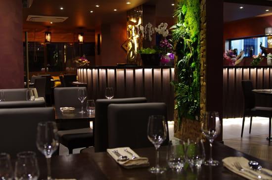 Restaurant : Thai Fine  - Ambiance aile droite -   © HONG LOR