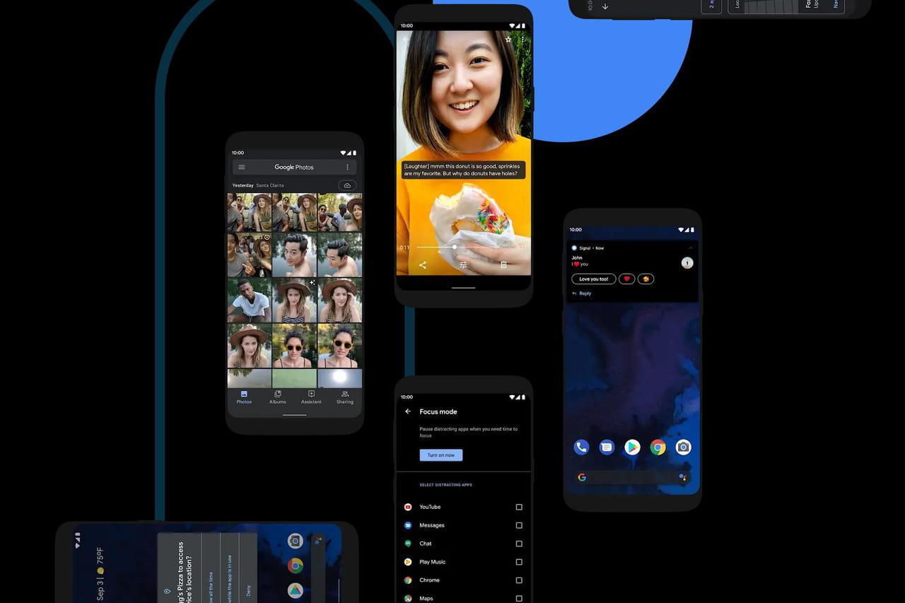 Android 10: quelles sont les nouveautés?