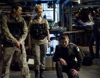 Stargate Universe : Miroir