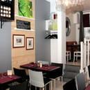 Le Marjolin  - Salle restaurant Le Marjolion. -   © studio Koala