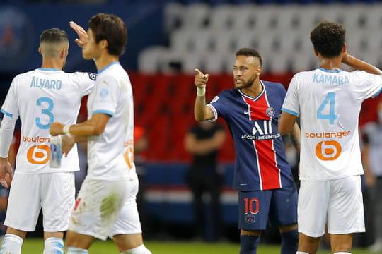 PSG - OM: Marseille bat Paris après 5cartons rouges, le résumé du match