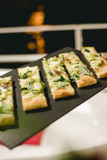 Restaurant : Pizza sur Seine  - Pizza -   © Pizza sur Seine