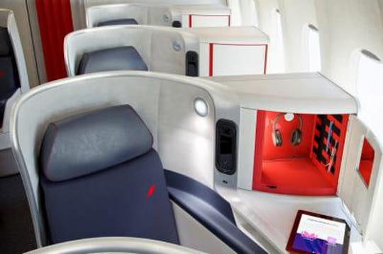 Air France: un nouveau siège à 50000euros en Business