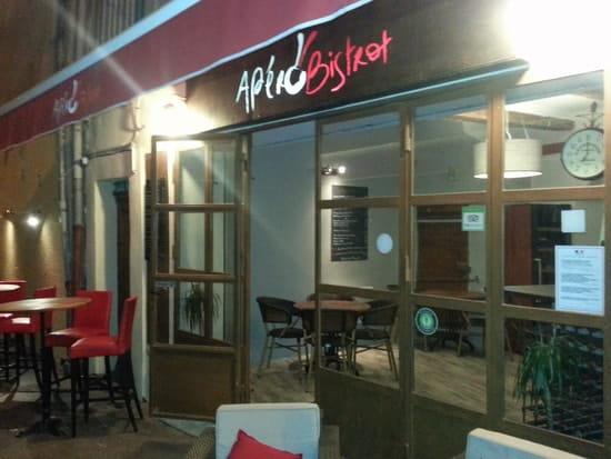 Apéro Bistrot  - Café Terrasse -   © Apéro Bistrot