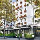 Le Bivouac  - Façade Hôtel Napoléon -   © Bielsa