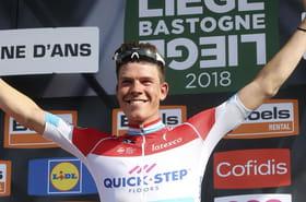 Liège-Bastogne-Liège: le classement et l'arrivée de la course en vidéo