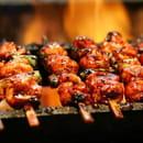 Restaurant sushi Sushithon  - Sushithon brochettes boeuf -   © Sushithon