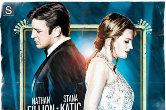 Castle saison 7: voyage dans le passé pour Rick et Kate?