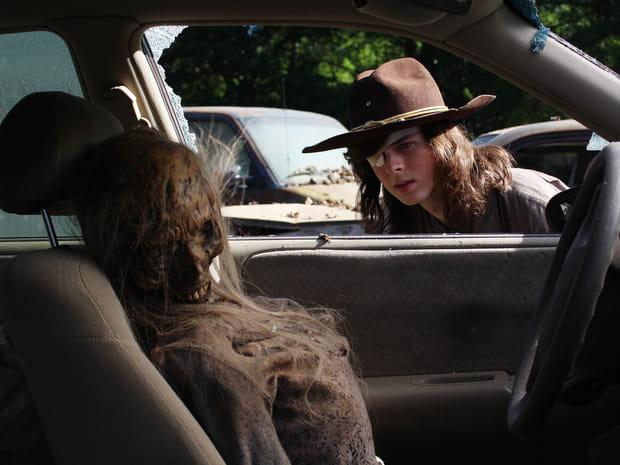 Toutes les photos de l'épisode 1de The Walking Dead saison 8