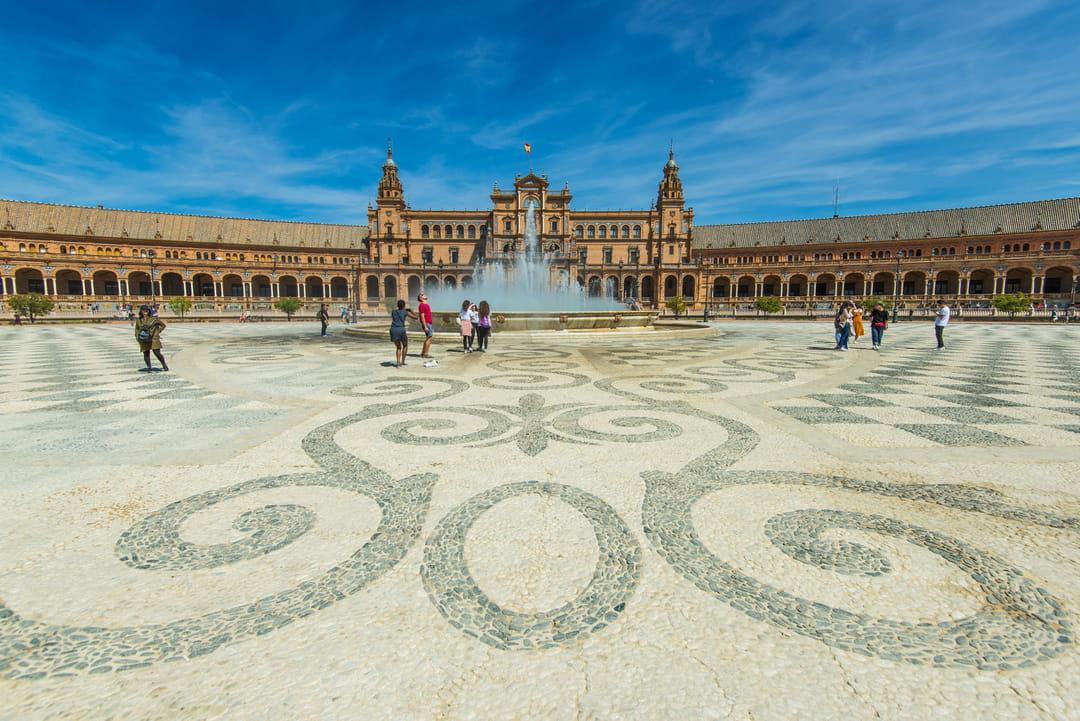 Rencontres en ligne Séville Espagne