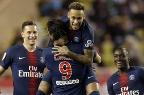 Monaco - PSG: résumé, réactions... Paris était trop fort