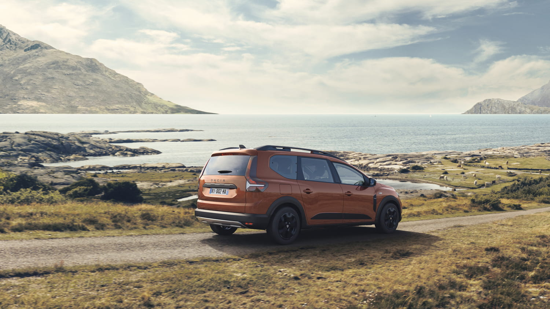 Dacia Jogger: les photos, prix et infos sur le crossover 7places