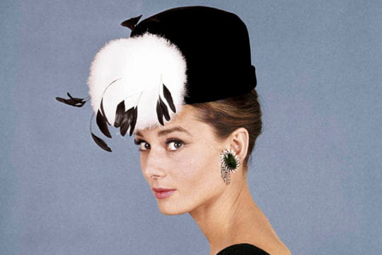 Audrey Hepburn, sa carrière en images