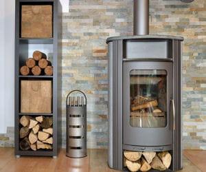 Conserver son bois de chauffage dans les r gles de l 39 art - Rangement bois interieur ...
