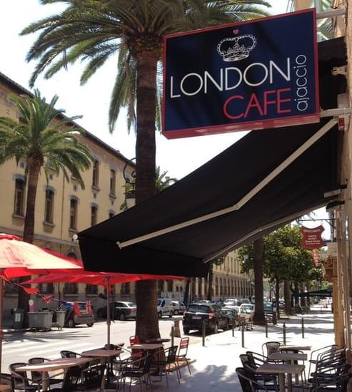 London Café Ajaccio  - LONDON CAFE  -   © nicolette raybier