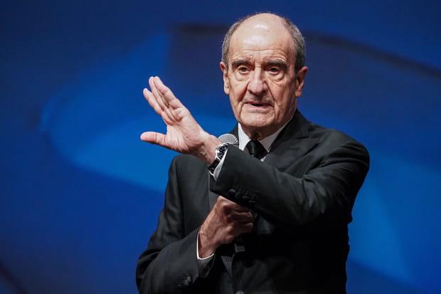 Le président du Festival de Cannes Pierre Lescure