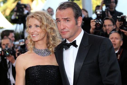 Jean Dujardin et Alexandra Lamy