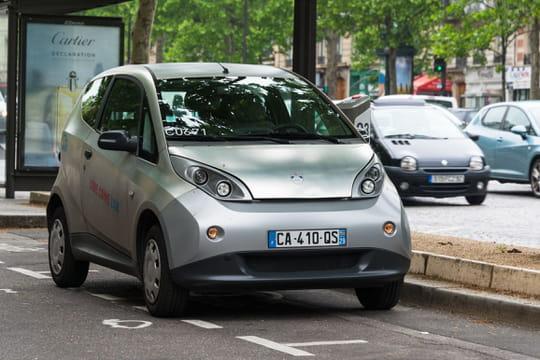 Autolib': les places de stationnement bientôt libérées? [dates fin]