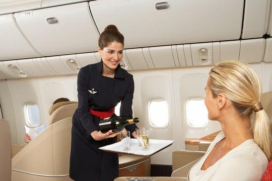 Le style raffiné d'Air France